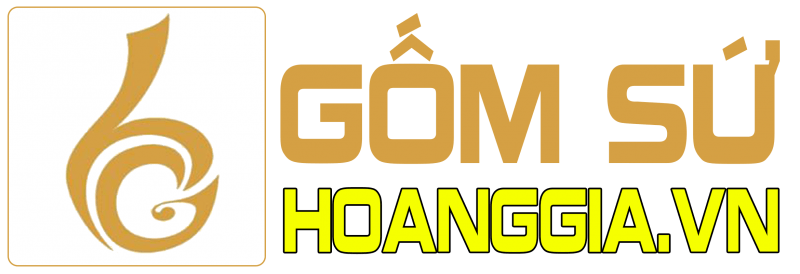 Logo Gốm sứ Hoàng Gia