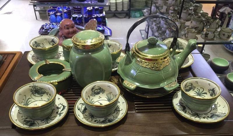 Địa chỉ bán gốm bát tràng tại tphcm – Sài Gòn uy tín chất lượng nhất hiện nay