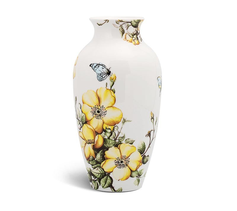 Bình hoa Minh Long 27 cm – Kiêu Sa