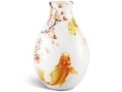 Bình hoa Minh Long, Bình hoa Minh Long Cá Chép