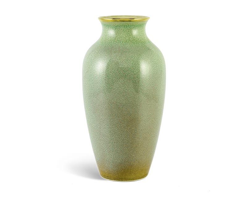 Bình hoa Minh Long hỏa biến 27cm – Vân Ngọc