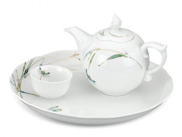 Bộ trà Minh Long, Bộ trà Minh Long - Mẫu Đơn IFP Thanh Trúc