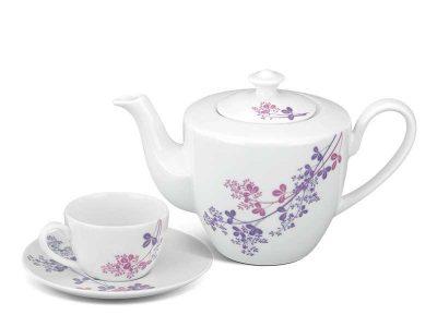 Bộ trà Minh Long , Bộ trà Minh Long Daisy Cỏ Tím