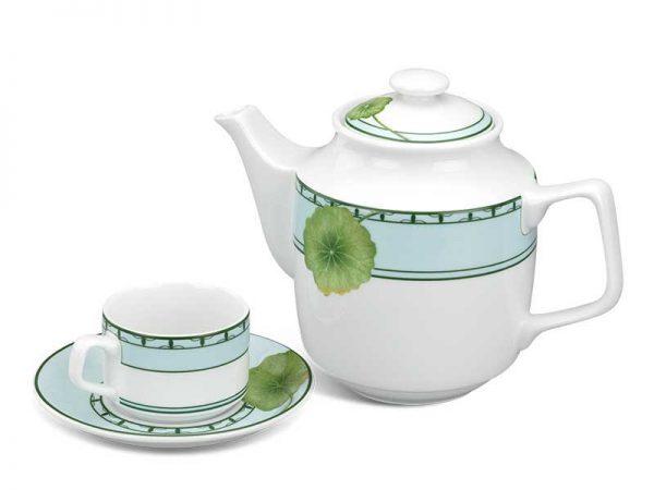 Bộ trà Minh Long, Bộ trà Minh Long Jasmine Tích Tuyết Thảo