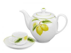 Bộ trà Minh Long, Bộ trà Minh Long Camellia Quả Chanh