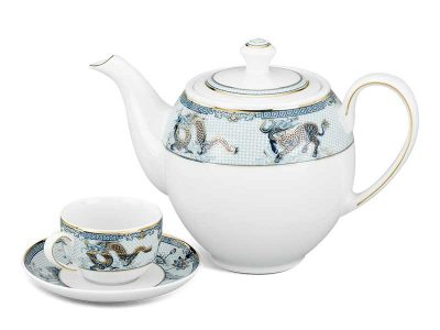 Bộ trà Minh Long, Bộ trà Minh Long Camellia Tứ Linh