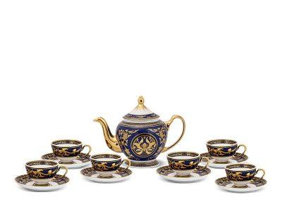 Bộ trà Minh Long, Bộ trà Minh Long Hoàng Cung Thiên Hương