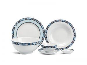 Bộ bàn ăn Minh Long, Bộ bàn ăn Minh Long Jasmine Phước Lộc Thọ