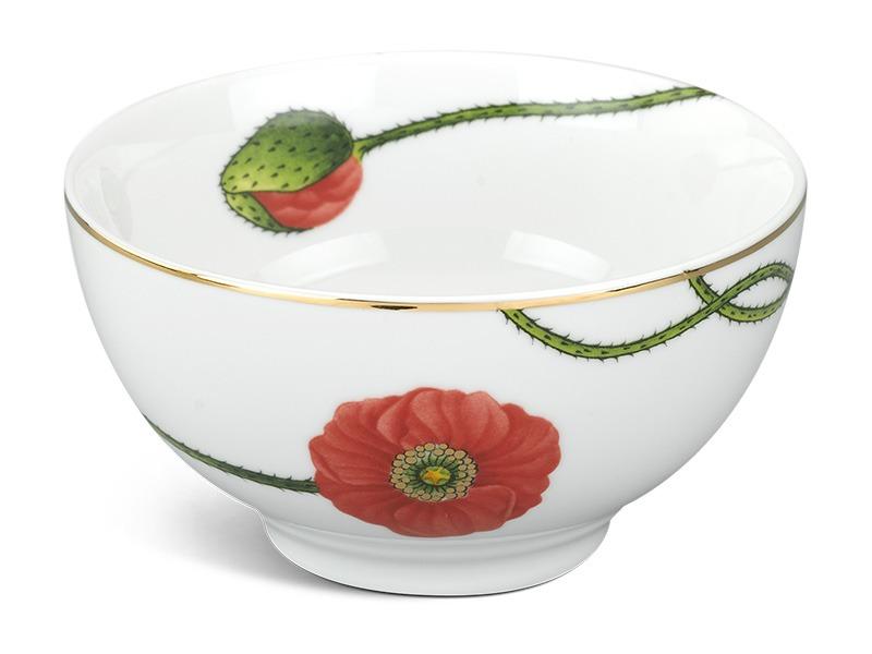 Chén cơm Minh Long Camellia Kết Duyên 12cm