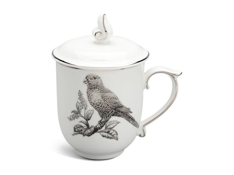 Ca trà Minh Long Mẫu Đơn IFP Chim Két 0.3L