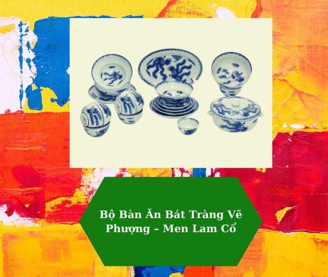 Giới thiệu cửa hàng bán bộ đồ ăn Bát Tràng được khách hàng tin tưởng nhất